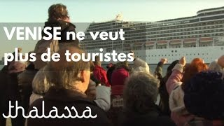 Documentaire Venise ne veut plus de touristes