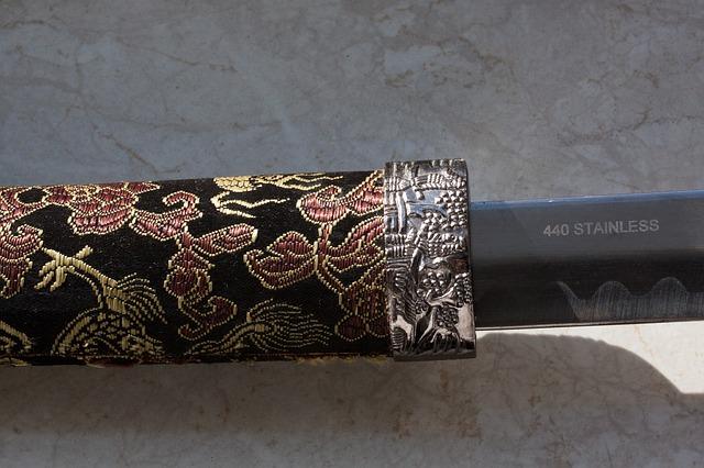 L'histoire du katana