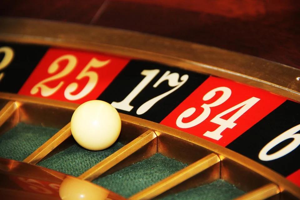 La roulette au casino