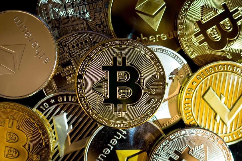 4 cryptomonnaies en circulation actuellement sur le marché