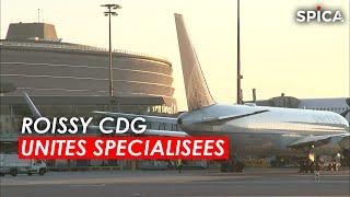 Aéroport Roissy CDG: haute tension pour les unités de police