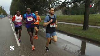 Athlétisme : les coureurs de l'ombre