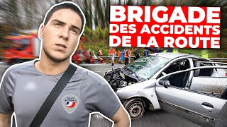 Documentaire Brigade des accidents de la route : Paris sous haute tension