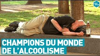 Documentaire Champions du monde de l'alcoolisme