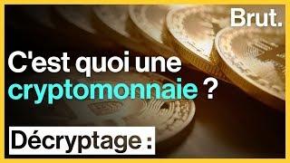 Documentaire C'est quoi une cryptomonnaie ?