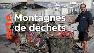 Chasseurs de déchets en Suisse
