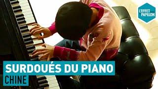 Documentaire Chine : les surdoués du piano