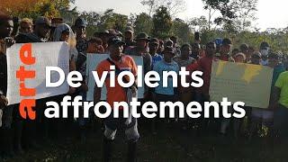 Documentaire Colombie : la révolte des paysans