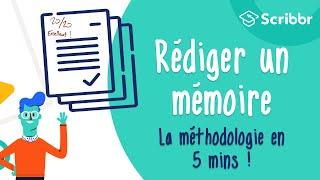 Comment faire un mémoire ?