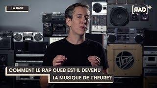 Comment le rap est-il devenu la musique de l'heure ?