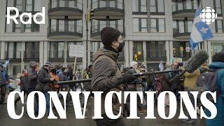 Convictions : incursion chez les opposants aux mesures sanitaires