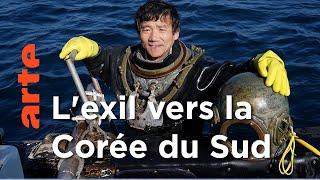 Corée du Sud : un plongeur transfuge