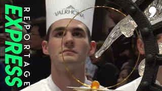 Dans la peau du champion du monde de pâtisserie