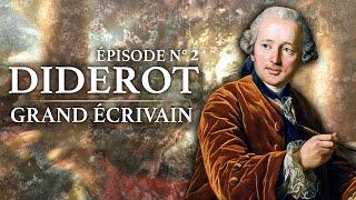 Denis Diderot - Grand Ecrivain (1713-1784) - Partie 2