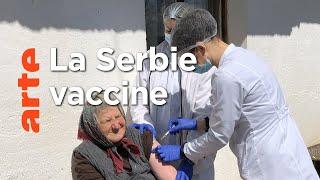 En Serbie, un vaccin pour tous
