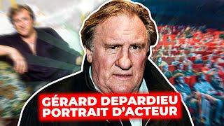 Gérard Depardieu, portrait d'acteur