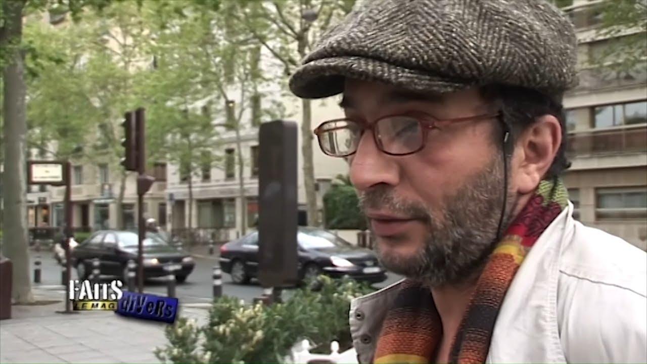 Documentaire Hafed Benotman, écrivain et multirécidiviste