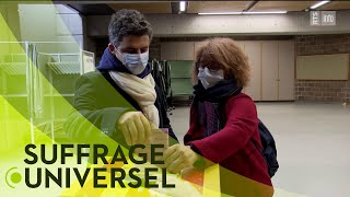 Documentaire Handicap mental et droits politiques