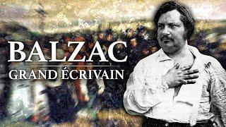 Documentaire Honoré de Balzac – Grand Ecrivain (1799-1850)