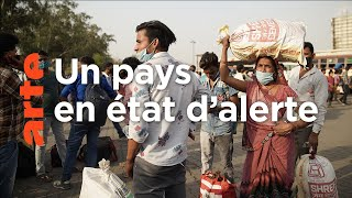 Documentaire Inde : Covid, l'explosion