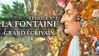 Documentaire Jean de La Fontaine – Grand Ecrivain (1621-1695) – Partie 2