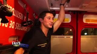 Jeune pompier : une première affectation au front