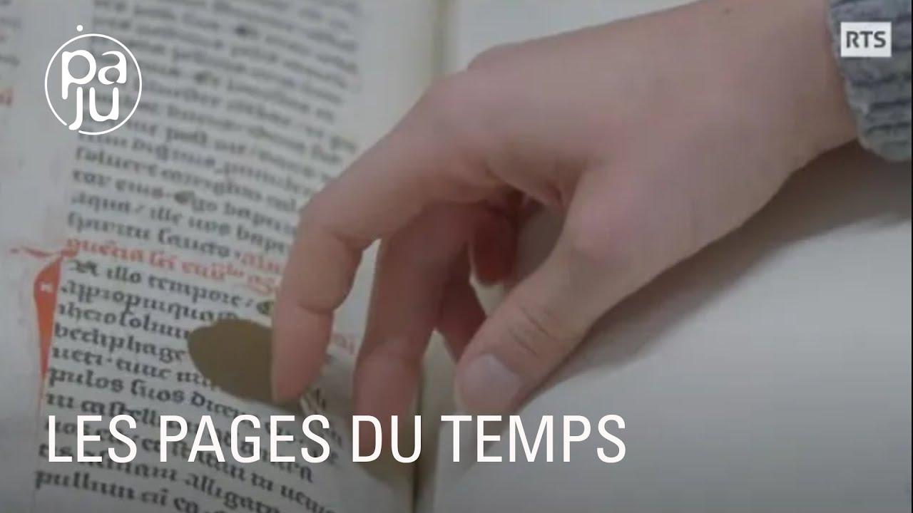 Jeune relieuse, Carole restaure de précieux manuscrits anciens