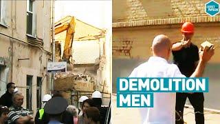 Documentaire Les rois de la démolition