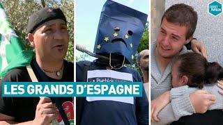 Documentaire L'Espagne d'en bas contre la corruption