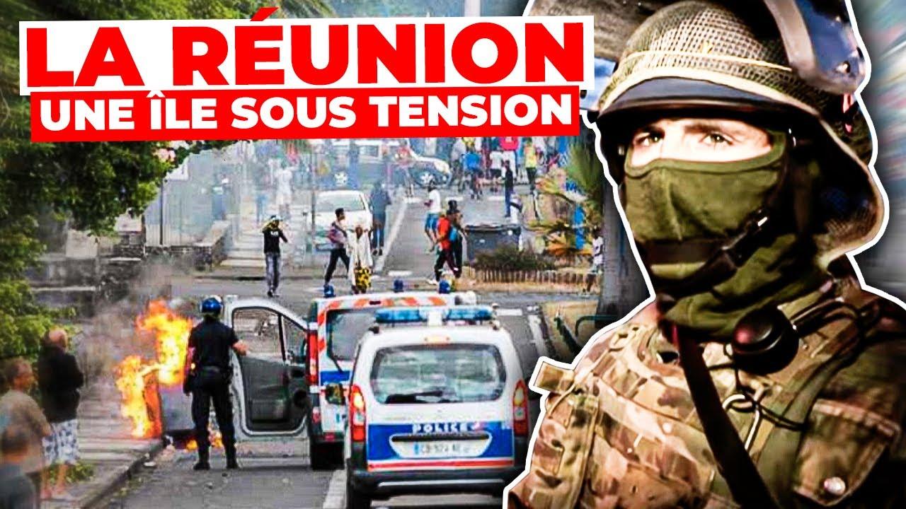 Documentaire La Réunion : une île sous tension