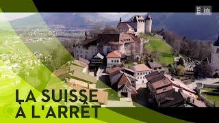 La Suisse à l'arrêt