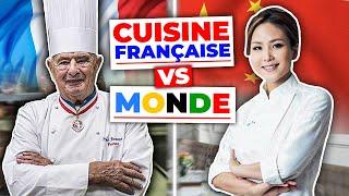La gastronomie française face au monde