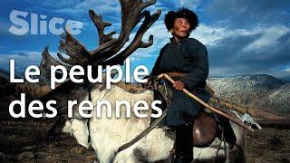 La vie nomade des Dukhas en Mongolie