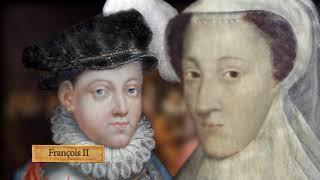 Les derniers des Valois : François II, Charles IX et Henri III (1559-1589)