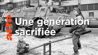 Les enfants de Sarajevo - Album de guerre