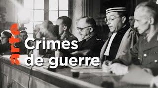 Les procès de Rastatt - Des criminels de guerre devant la justice française