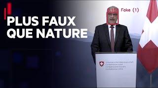 Les vidéos « deepfakes »