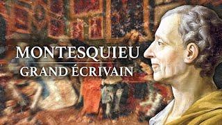 Documentaire Montesquieu – Grand Ecrivain (1689-1755)