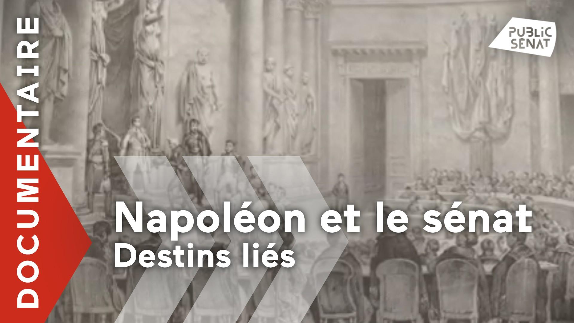 Napoléon et le Sénat, destins liés