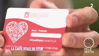 Documentaire La carte vitale du futur