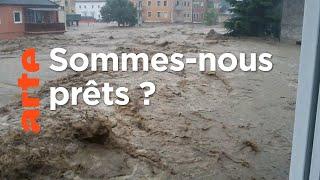 Pluies et crues : comment affronter le changement climatique ?
