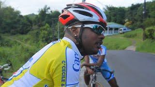 Portrait de supporter - Cyclisme, Guadeloupe