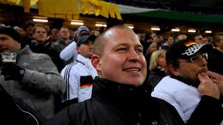 Portrait de supporter - Foot, Allemagne