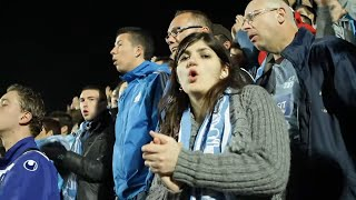 Portrait de supporter - Foot, Olympique de Marseille