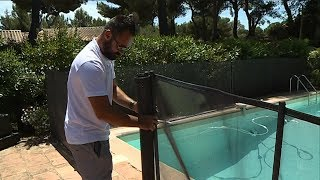 Documentaire Quel système pour prévenir les noyades en piscine ?