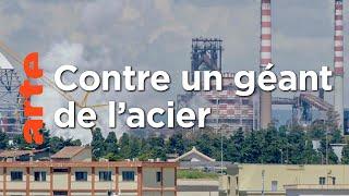 Documentaire Tarente en lutte contre un géant de l'acier