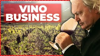 Vino business : le monde secret du vin