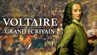 Documentaire Voltaire – Grand Ecrivain (1694-1778)