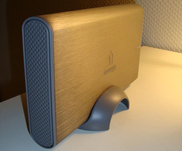 Les disques durs multimédia Wi-Fi