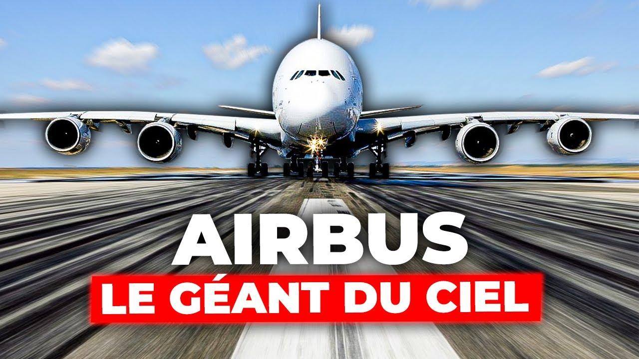 Airbus, au coeur du géant de l'aviation